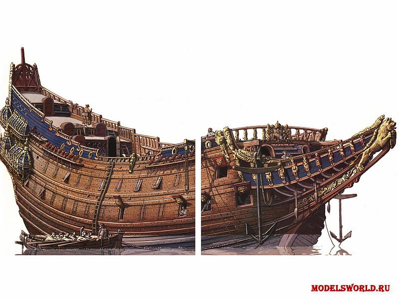 фото моделей парусников в большом разрешении